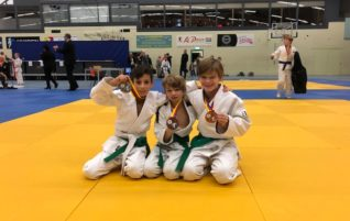 ⛩3 medailles op de Noord-Hollandse kampioenschappen ! ⛩